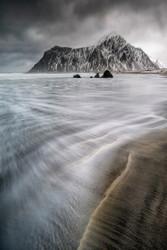 Skagsanden by Ignacio Palacios Seascape