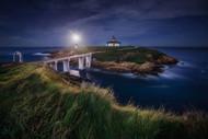 Nightscape in Isla Pancha by Ivan Ferrero Landscape