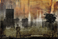 Shadows One Way by Dolibor Davidovic Art