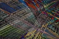 Color Perspective by Henk Van Maastricht Art Print