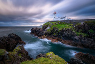 Fanad Head Lighthouse by Daniel F Landscape