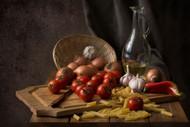 Buon Appetito by Margareth Perfoncio Art