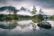 Rainy Morning by Dirk Wiemer Landscape