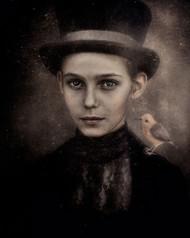 Untitled by Svetlanan Melik Nubarova Art Print