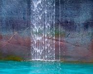 Waterfall by Ignacio Palacios Landscape Print