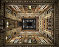 Galleria Sciarra by Renate Reichert Architecture Print