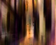 Cityscape 2 by Sol Marrades Art Print