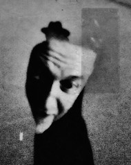 Shadows Portrait by Dalibor Davidovic Art Print