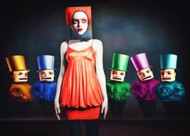The Nutcrackers by Ekaterina Zagustina Art