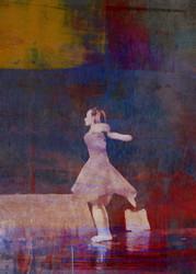 Shadows Moments by Dalibor Davidovic Art