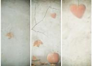 Hanging Heart by Delphine Devos Art Print