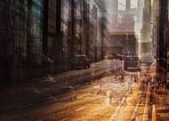 Rising Sun by Thomas Vanoost Art