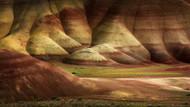 Painted Hills by Shenshen Dou Landscape