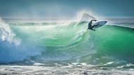 Hossegor Pro 2013 by Arnaud Beau Seascape