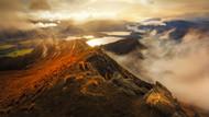 Roy's Peak by Yan Zhang Landscape Print