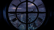 Gotham Viewed from Above by Jackson Carvalho Art Print