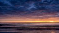 Portrane Sunrise by Cristian Gaitan Landscape Print