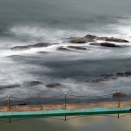 Seascape Print Collaroy 01 by Jeff Grant