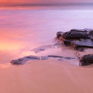 Seascape Print Turimetta 19 by Jeff Grant
