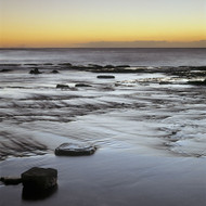 Seascape Print The Ledge by Jeff Grant