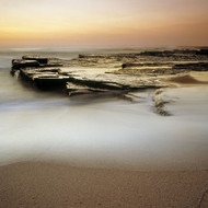 Seascape Print Turimetta 01 by Jeff Grant