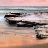 Seascape Print Turimetta 63 by Jeff Grant