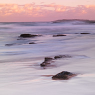 Seascape Print Turimetta 66 by Jeff Grant