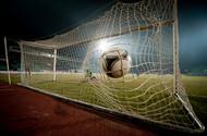 Penalty by Borislav Troshev Art Print