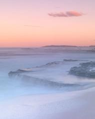 Turimetta 04 by Jeff Grant Seascape Print