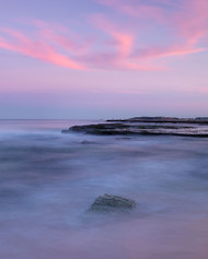 Turimetta 25 by Jeff Grant Seascape Print