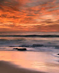 Turimetta 28 by Jeff Grant Seascape Print