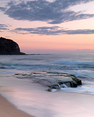 Turimetta 36 by Jeff Grant Seascape Print