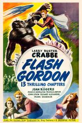 Flash Gordon 1940s II Movie Poster