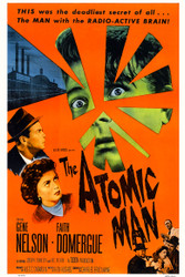 The Atomic Man Movie Poster