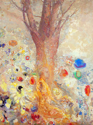 The Buddha Print