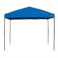 10-Ft x 10-Ft Blue Fabric Top Canopy with Wheeled Carry Bag STBC5618474