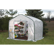 Farm-House Home Garden UV Resistant Greenhouse (9' x 9') WFHG270