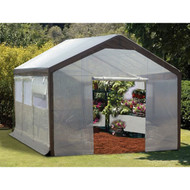 Home Gardener Airflow Greenhouse (10' x 20') SHG1020654