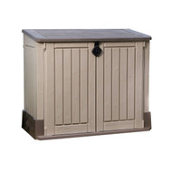 Outdoor Lawn Garden Storage Shed - 30 Cubic Feet KWS149853