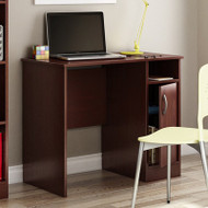 Compact Computer Desk in Royal Cherry Finish RASD8991