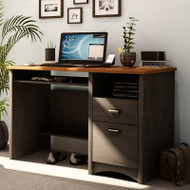 Home Office Work Desk Computer Desk with Keyboard Tray SGCD17951