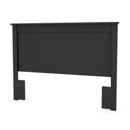 Full/Queen size Headboard in Black Finish - Made in Canada FBVPB8901