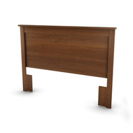 Full/Queen size Contemporary Headboard in Sumptuous Cherry Finish FQCFH8981