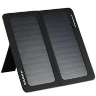 13-Watt Solar Panel Portable Folding Battery Charger for iPhone Smartphones Tablets USB THW5198152