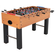 Classic Foosball Table with Abacus Scoring and Internal Ball Return ALCFT17549542