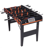 Folding Foosball Table 4-Ft Game Table with 2 Foosballs FSPQF9842481