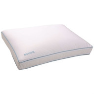 Side Sleeper Memory Foam Pillow with 100% Cotton Cover - Standard size SMS391843