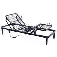 Twin XL Electric Adjustable Bed with Remote - Heavy Duty Metal Frame PEADBF198751