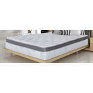 Full Luxurious 13-inch Innerspring & Gel Infused Memory Foam Mattress WEBM19876214