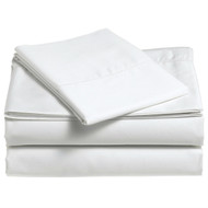 CA King size 400 Thread Count Cotton Sheet Set in Eggshell ECSIDI84848